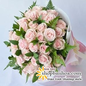 shop hoa tuoi bac giang tung uu dai sieu khung khi dat hoa online