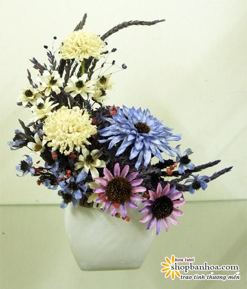 nhung cach cam hoa don gian ai cung lam duoc